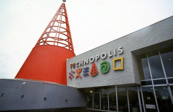 Technopolis is een wetenschappelijk doe-centrum in het Vlaamse Mechelen.