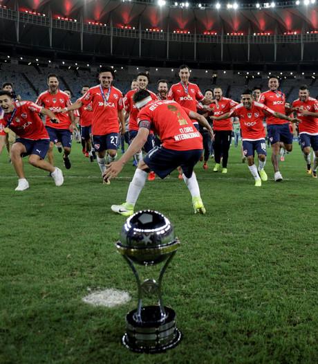 Zo werd Independiente de opvolger van Chapecoense