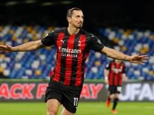 Zlatan Ibrahimovic (39) is al 22 jaar niet te stoppen: nu op jacht naar 500ste goal