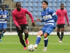 Jeugdig PEC Zwolle knokt zich goed terug in ingelast oefenduel met FC Utrecht