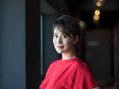 Den Haag door de ogen van Chinese film- en tv-ster
