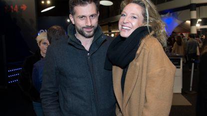 """Eshref Reybrouck over zijn relatie met Cath Luyten: """"De vonk sloeg over aan de koffiemachine"""""""