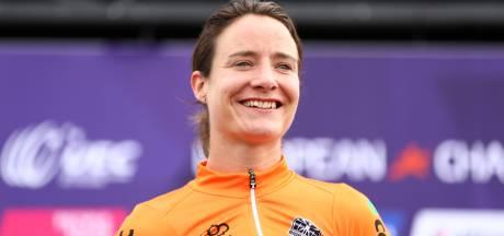 Vos schrijft eerste etappe Ronde van Noorwegen op haar naam