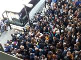 Chaos op stations: treinverkeer Eindhoven-Den Bosch plat