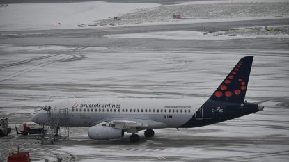 Brussels Airlines kent sterke jaarstart