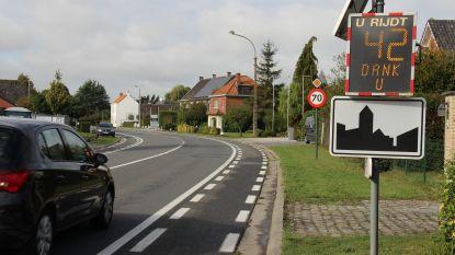 Gemeentebestuur wil maximumsnelheid in Kortrijkstraat verlagen naar 50 kilometer per uur