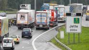 Vanaf september maximum 100 km per uur op Brusselse ring
