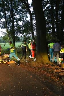 Bestuurder quad zwaargewond na ongeval in Hooge Mierde