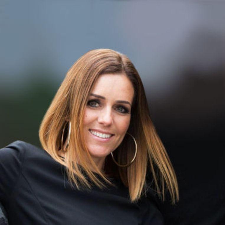 Jill De Ras (44), begrafenisondernemer uit Lede.