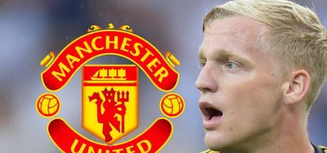 Van de Beek tekent voor vijf jaar: 'Geen hogere standaard dan United'