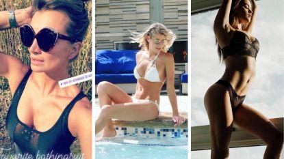 De zon schijnt ook op Instagram: deze Vlaamse babes doen de temperatuur nog meer stijgen