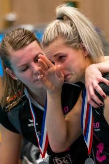 In beeld: de verloren bekerfinale van Eurosped uit Vroomshoop