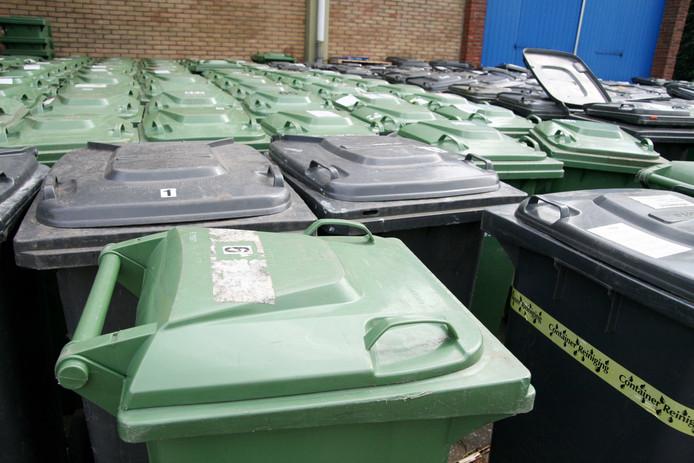 Het vaste bedrag voor de afvalstoffenheffing in Hilvarenbeek wordt niet verhoogd.