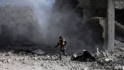 Europese leiders roepen op tot staakt-het-vuren in Oost-Ghouta, Rusland wil instemmen met VN-resolutie