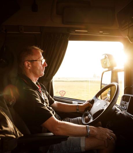 Tielbeke stunt: gratis met truck naar grote liefde in Spanje