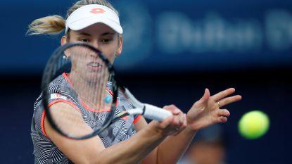 Mertens naar achtste finales dubbelspel in Indian Wells, ook Flipkens door