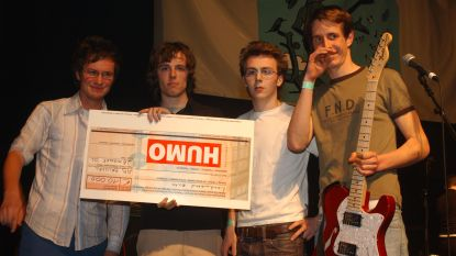 20ste editie muziekwedstrijd 'Verse Vis': wie treedt in de voetsporen van The Van Jets?