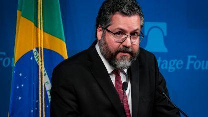 """Braziliaanse buitenlandminister: """"Er is geen klimaatramp"""""""