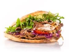 Bij Chico's Drive kun je kebab bestellen vanuit je auto