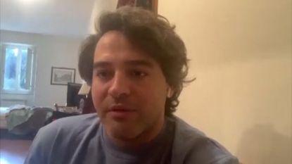 Jonge Italiaan getuigt over ziekenhuisopname door coronavirus