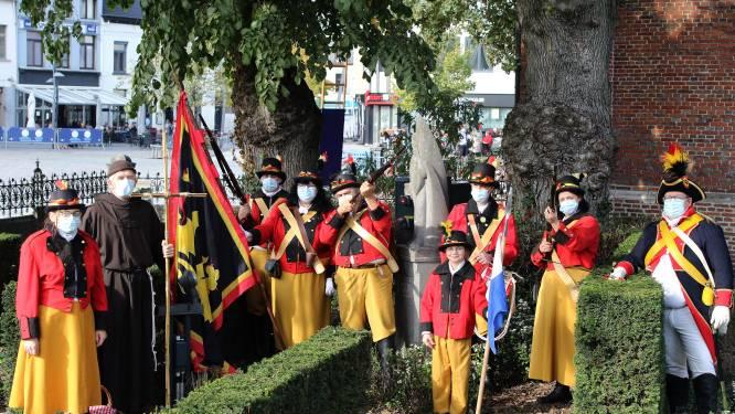 Patriotten herdenken Slag van Turnhout