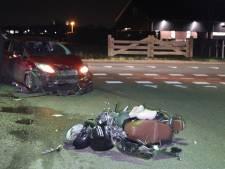 Scooterrijder gewond bij ongeval in Lunteren