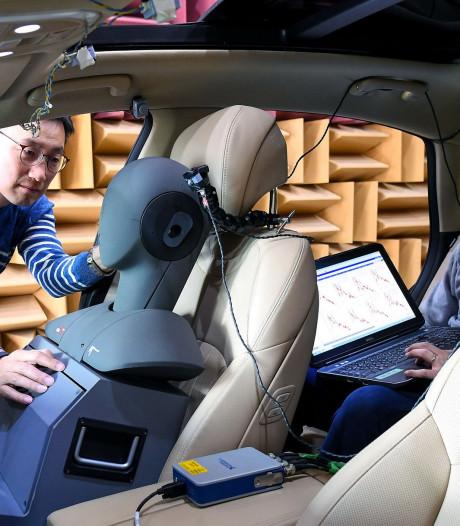 Hyundai: noise cancelling in plaats van isolatiemateriaal