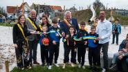 Kinderpret aan het Scheersel: gemeente opent nieuw sport- en speelterrein
