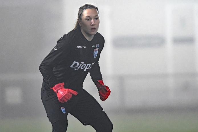 Doelvrouw Stephanie Bukovec verlaat PEC Zwolle