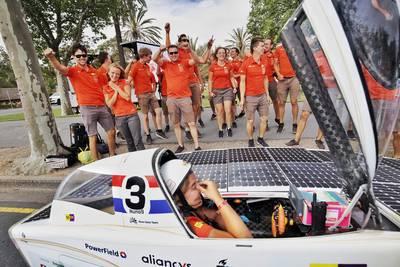 nuon-solar-team-opnieuw-wereldkampioen-zonneracen