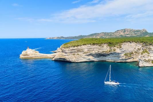 Îles Lavezzi, Sardinië/ Corsica