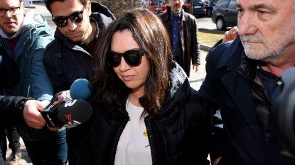 Echtgenote bezoekt Puigdemont in de gevangenis