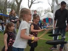 Honderden kinderen vermaken zich uitstekend op het derde Kidsevent in Sint-Michielsgestel