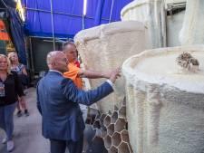 Burgemeester Meierijstad onder indruk van wagenbouwers Brabantsedag
