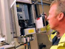 Technische storing legt Voorburg plat