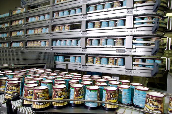 Meer dan duizend Nijverdallers hebben een ijsprijs gewonnen, één van de nieuwe smaken van Ben & Jerry's.