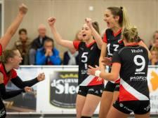 Apollo 8 verrast met overwinning op Regio Zwolle Volleybal