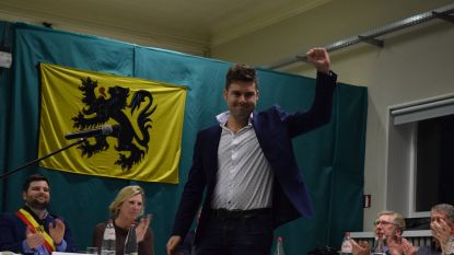 Steven De Vuyst trekt Kamerlijst in Oost-Vlaanderen