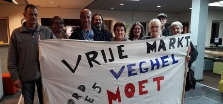 Illegale vrijmarkt in Veghel moet deuren sluiten