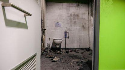 Vandalen stichten brand in cultureel centrum