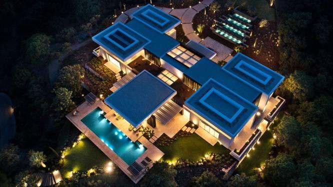 Duurste villa van Spanje heeft zwembad dat lijkt op aquarium en vele andere blikvangers