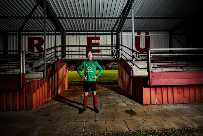 Jorn Geerligs gaat zondag met Reünie op bezoek bij Hoeve Vooruit.