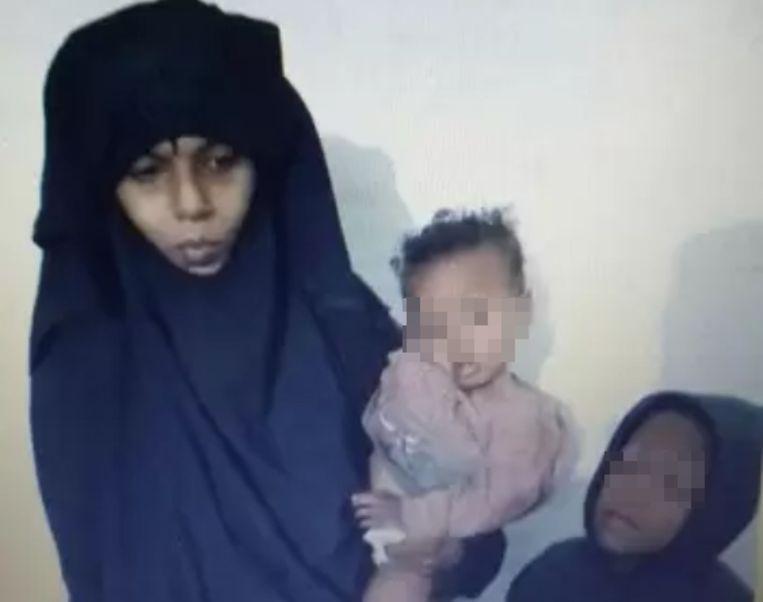 El Maliji schoof haar man, die niet meer wou vechten, aan de kant en trouwde met een Zwitser, met wie ze twee kinderen kreeg.