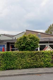 Is de Essche basisschool opgeknapt voor de opsplitsing van Haaren?
