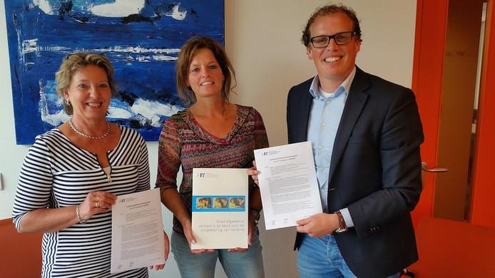 Pleegzorgorganisatie is het nieuwe Twentse steunpunt van de Associatie voor Interactiebegeleiding en Thuisbehandeling