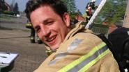 """""""Arno wil opnieuw brandweerman worden"""": jongeman die fatale brand Beringen overleefde, herstelt nog steeds"""