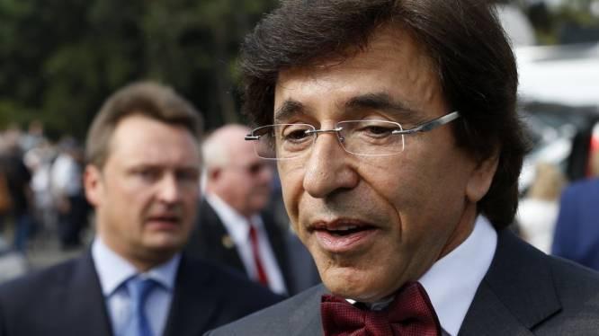 """Di Rupo: """"Spitaels was een groot staatsman"""""""