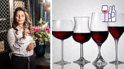 Kies je beter voor kristallen wijnglazen of volstaat gewoon glas? Sepideh maakt van jou de beste thuissommelier