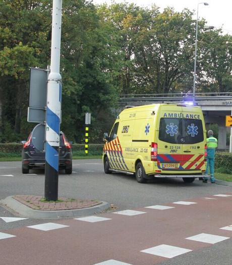Fietsster aangereden op Langstraat in Deurne
