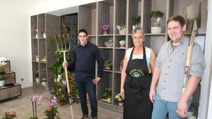 Broers Peeters en mama Heidi starten tuincentrum op